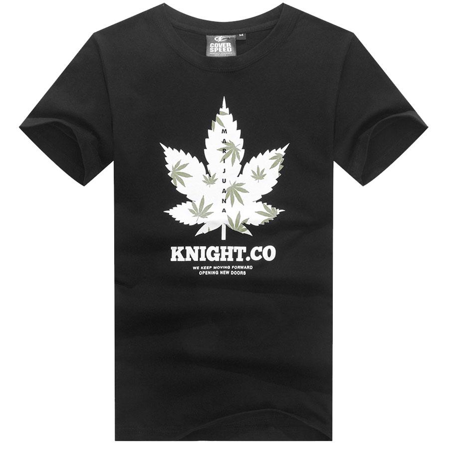 牙買加風格.大麻葉LOGO圓領潮T,,,01013268,牙買加風格.大麻葉LOGO圓領潮T,