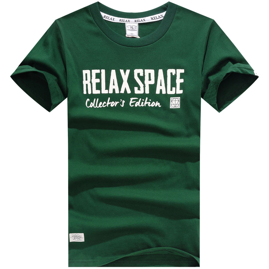 RELAX SPACE.美式休閒圓領短T,,,01013325,RELAX SPACE.美式休閒圓領短T,