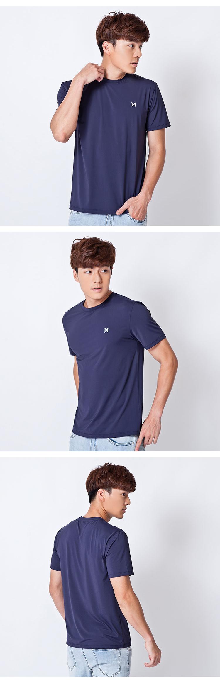 急凍T 超彈瞬涼降溫機能短袖T恤 親子款