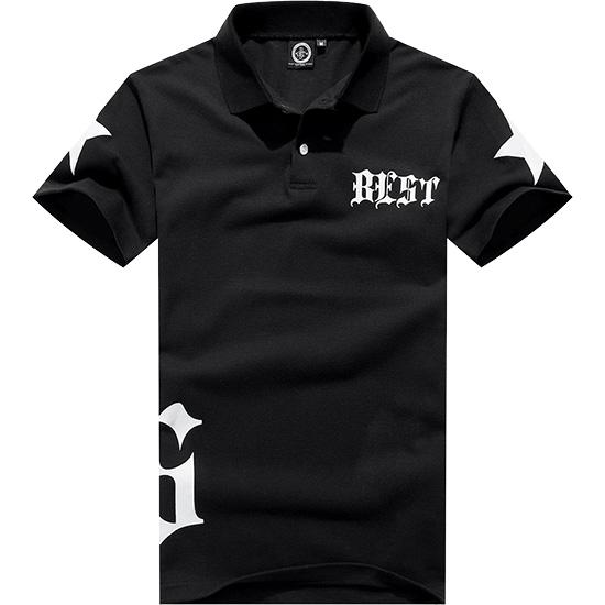 BEST潮牌設計.S圖騰設計POLO衫.有大碼,,,01040091,BEST潮牌設計.S圖騰設計POLO衫.有大碼,