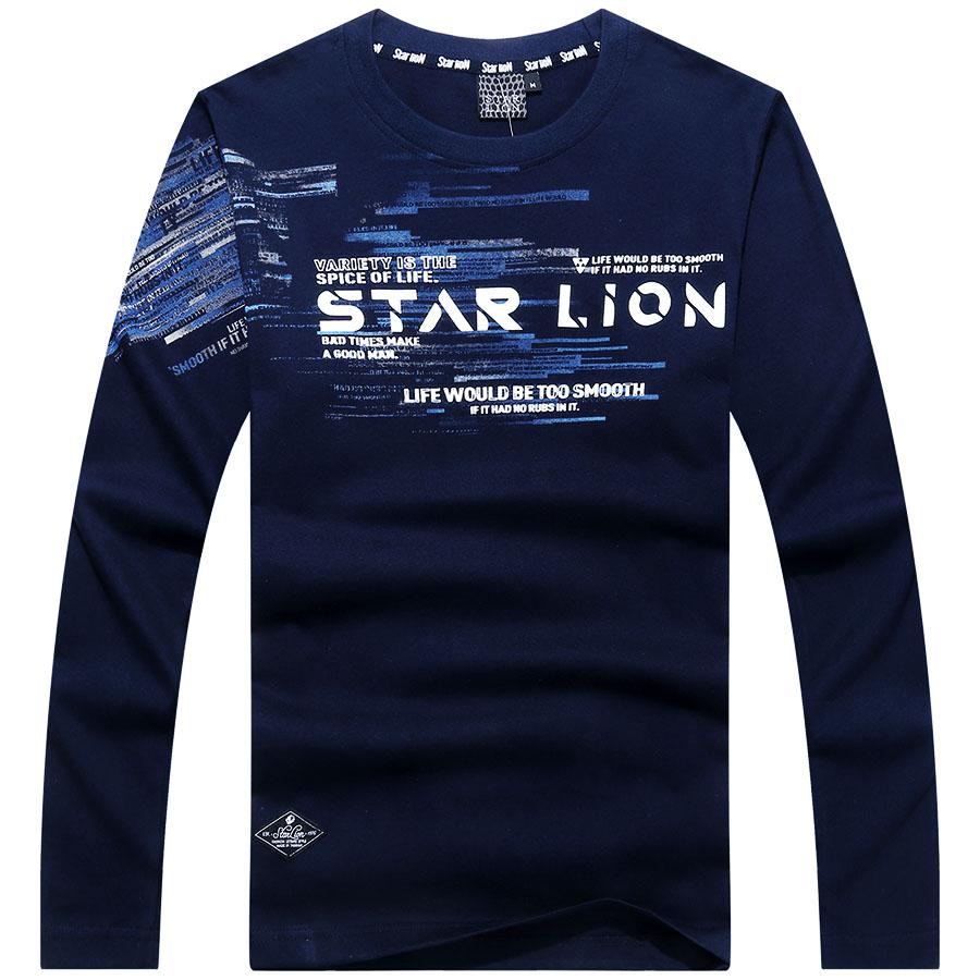 STARLION.台灣製造星際風格圓領長T,,,01100866,STARLION.台灣製造星際風格圓領長T,
