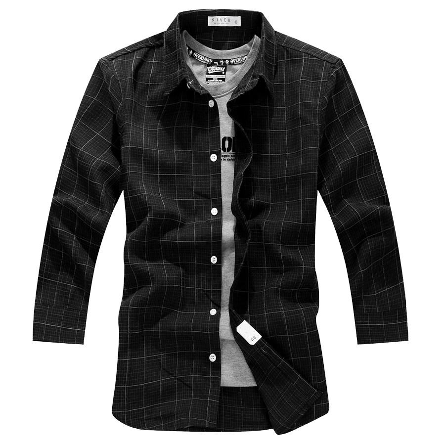 超質感單品.精緻縫線設計七分袖襯衫,,,01130495,超質感單品.精緻縫線設計七分袖襯衫,