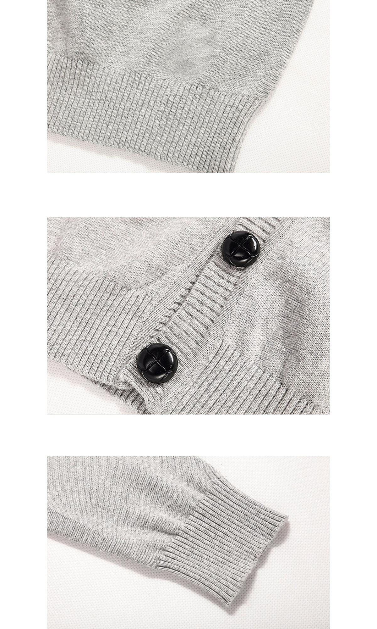 【季末出清】懶人救星.假兩件式針織毛衣