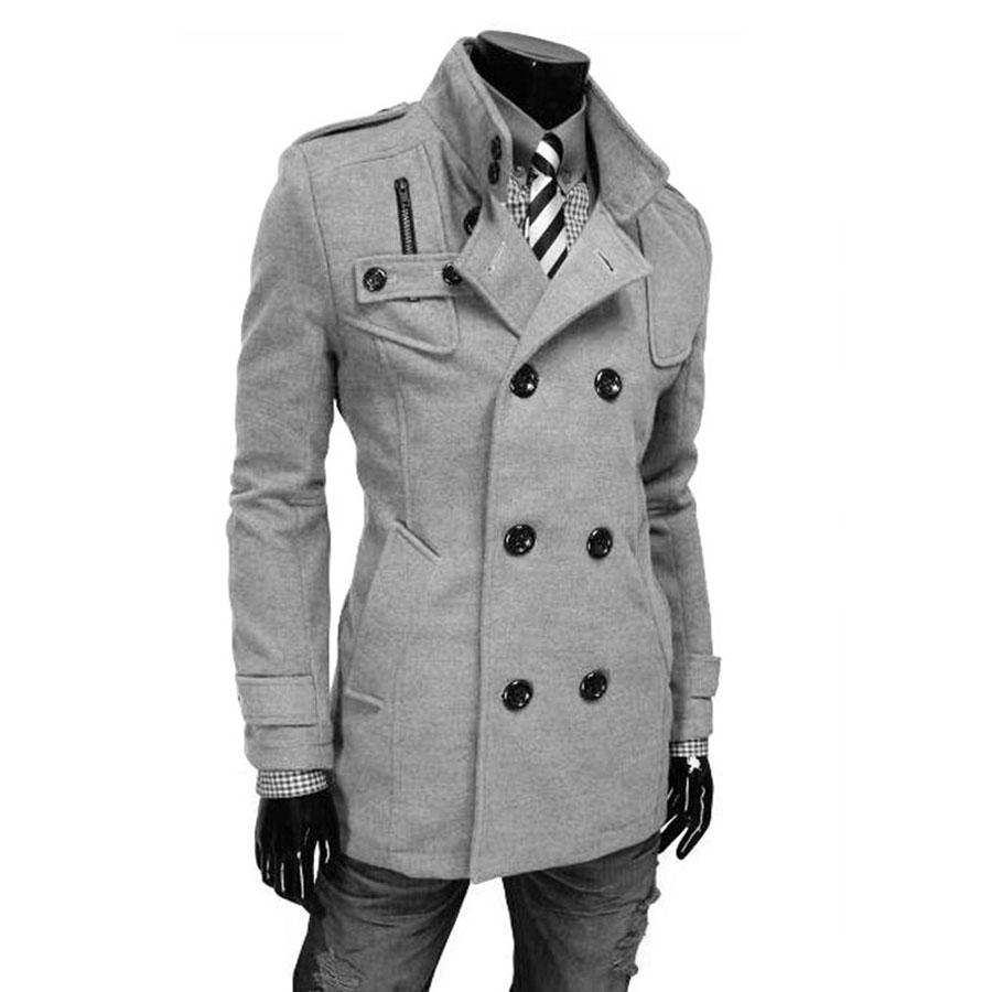 西裝必備單品.小立領雙排釦長版毛呢外套,,,02020084,西裝必備單品.小立領雙排釦長版毛呢外套,