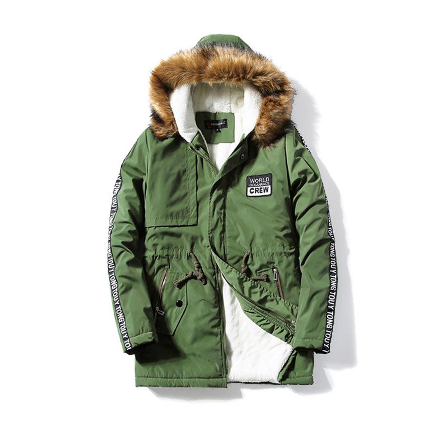 韓風徽章英字布標拼接.羔羊絨連帽外套,,,02050290,韓風徽章英字布標拼接.羔羊絨連帽外套,