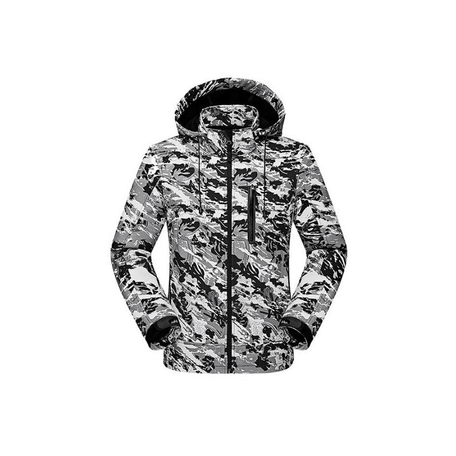 軍事迷彩風格.防風防潑水面料衝鋒外套,,,02050367,軍事迷彩風格.防風防潑水面料衝鋒外套,