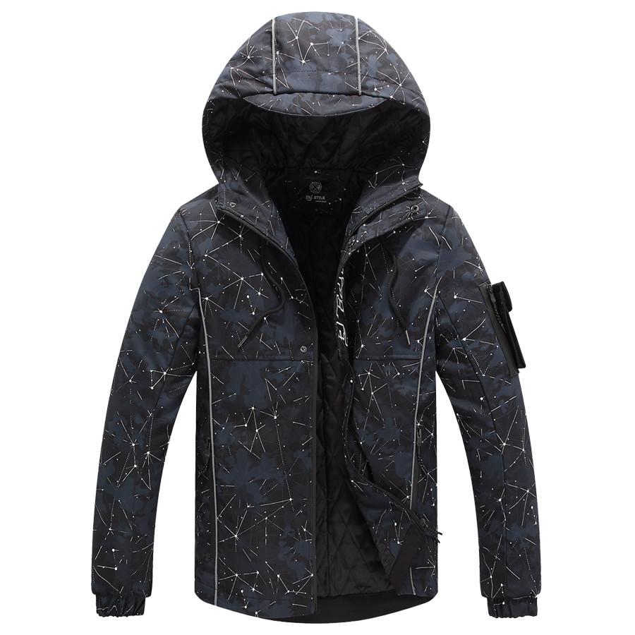 星空設計.反光飾條.防風鋪棉保暖外套,,,02050382,星空設計.反光飾條.防風鋪棉保暖外套,