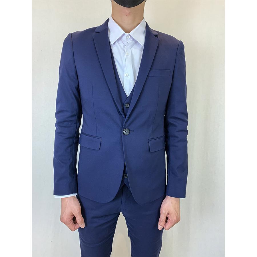 韓國製造單品.簡約單釦西裝外套,,,02060051,韓國製造單品.簡約單釦西裝外套,