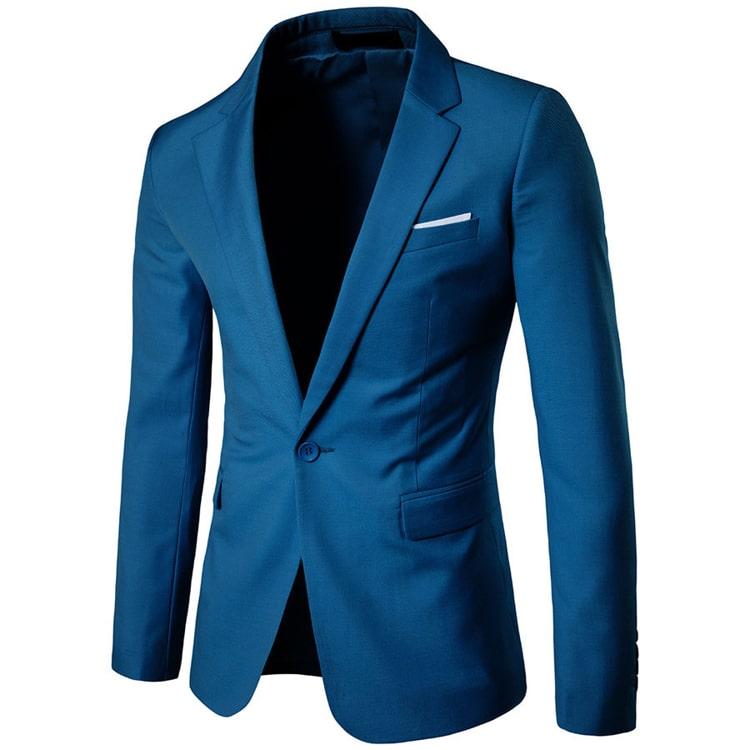 紳士穿搭單品.單釦領巾設計西裝外套,,,02060054,紳士穿搭單品.單釦領巾設計西裝外套,