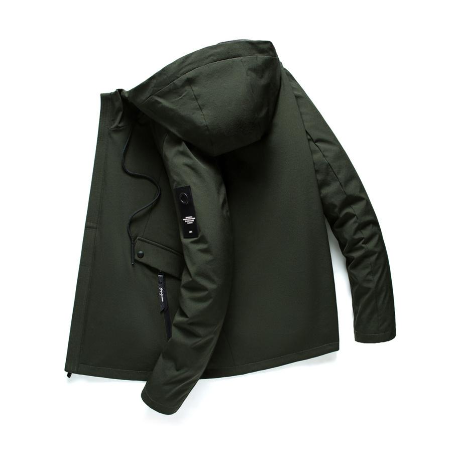 簡約主義.設計袖標連帽外套,,,02070692,簡約主義.設計袖標連帽外套,