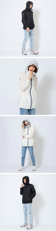 MIT防飛沫可拆面罩機能外套