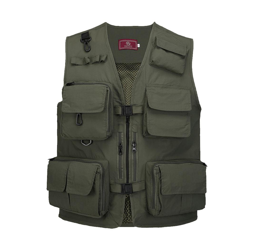 韓國設計單品.工裝多口袋背心外套,,,02080032,韓國設計單品.工裝多口袋背心外套,