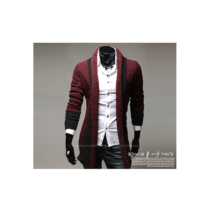 雅痞風格單品.撞色開襟罩衫,,,02120068,雅痞風格單品.撞色開襟罩衫,