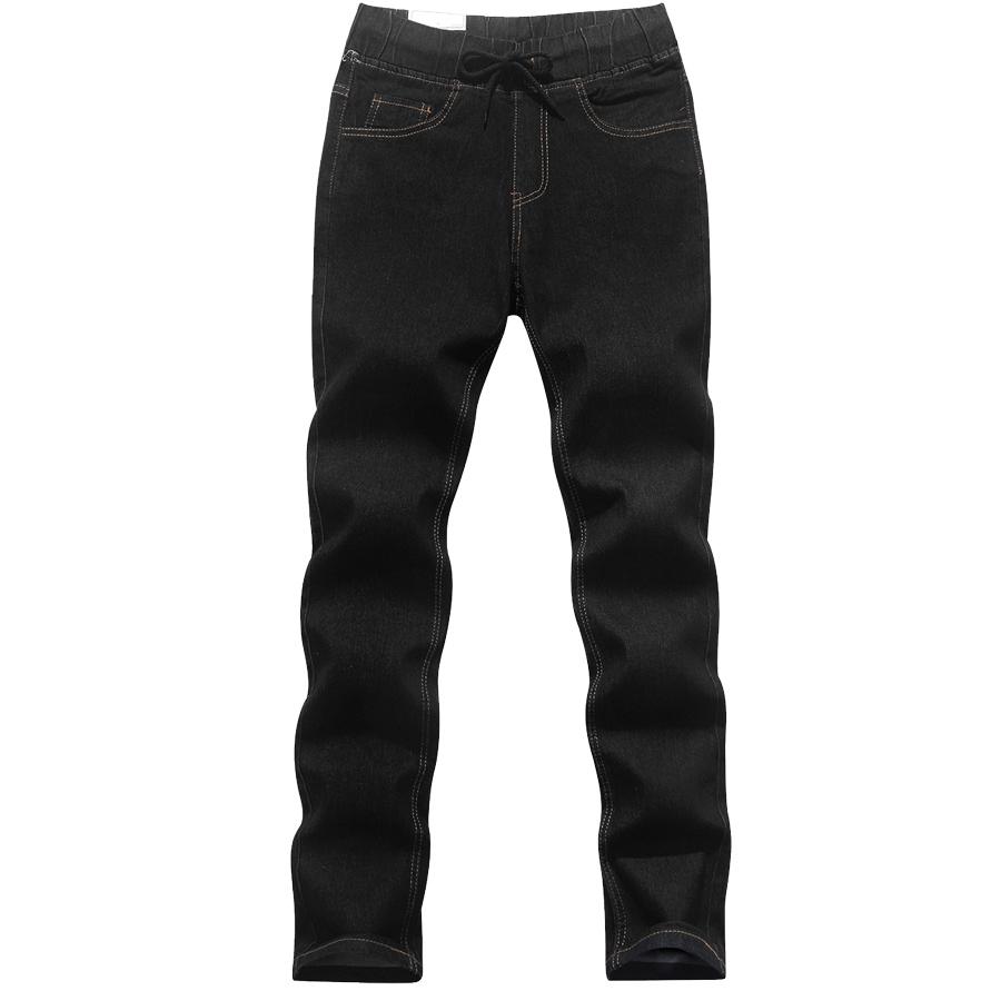 方便好穿搭單品.抽繩彈力牛仔褲,,,03010587,方便好穿搭單品.抽繩彈力牛仔褲,
