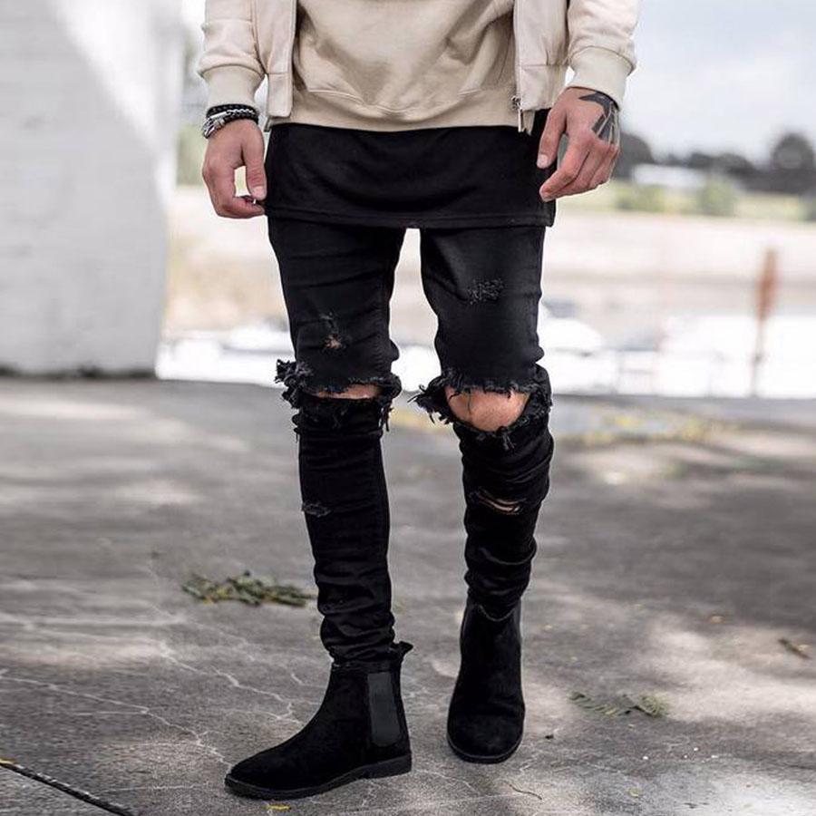 矚目大破膝造型破壞牛仔褲,,,03010648,矚目大破膝造型破壞牛仔褲,