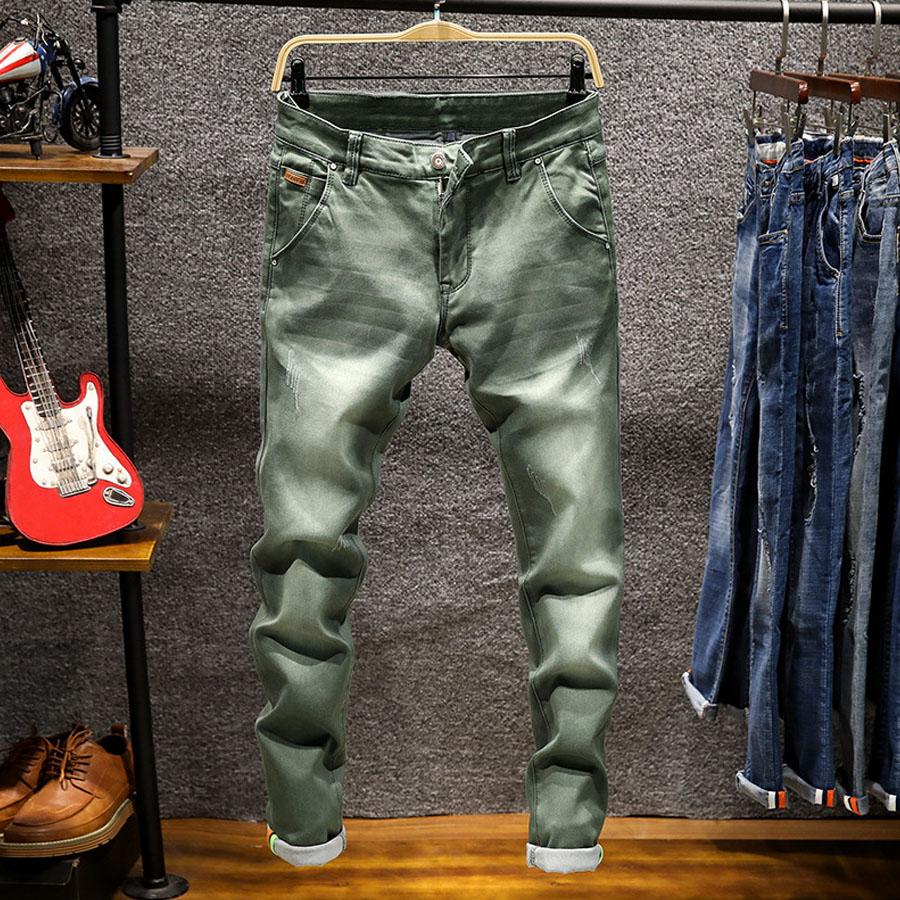 百搭多色.韓版修身.彈力牛仔褲,,,03010661,百搭多色.韓版修身.彈力牛仔褲,
