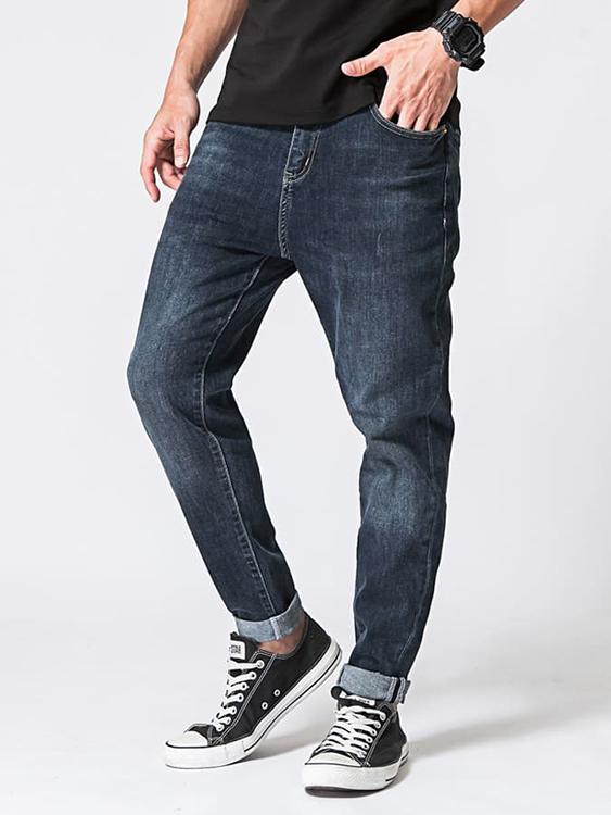神彈輕薄修身牛仔褲,,,03010731,神彈輕薄修身牛仔褲,