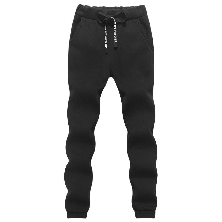 獨家設計.窄管修身織帶縮口刷毛褲,,,03050179,獨家設計.窄管修身織帶縮口刷毛褲,