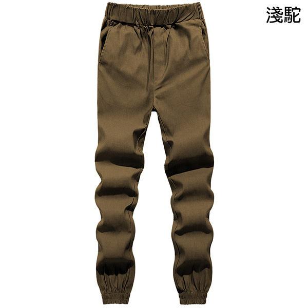 【買一送一】舒適百搭單品.素面彈力束口縮口褲,,,03050230,【買一送一】舒適百搭單品.素面彈力束口縮口褲,