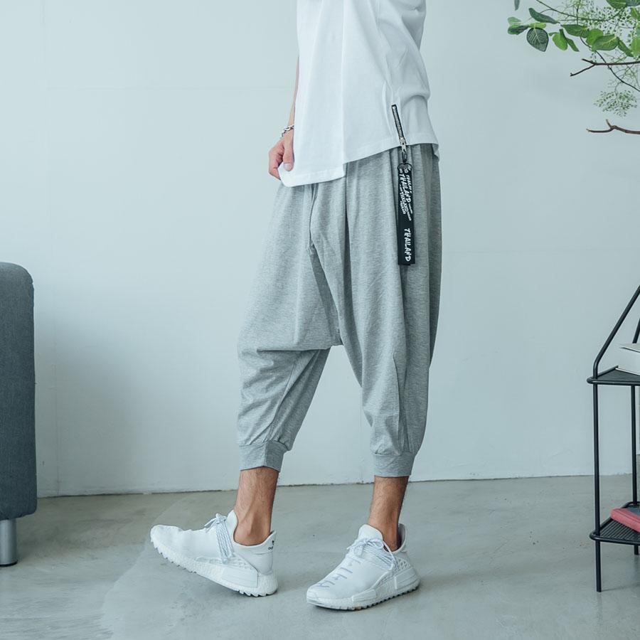 台灣製.彈性棉質七分褲飛鼠褲,,,03050236,台灣製.彈性棉質七分褲飛鼠褲,