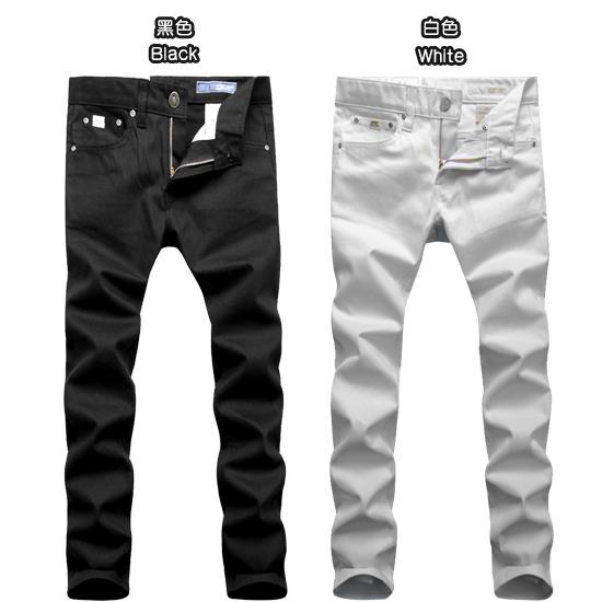 韓國原廠製造.極易搭多色設計造型休閒褲