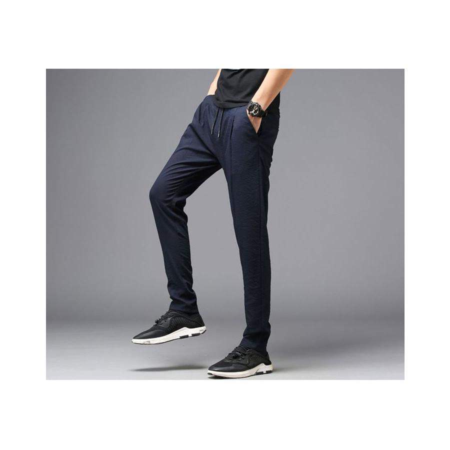 冰絲涼感長褲.舒爽輕薄設計,,,03060239,冰絲涼感長褲.舒爽輕薄設計,