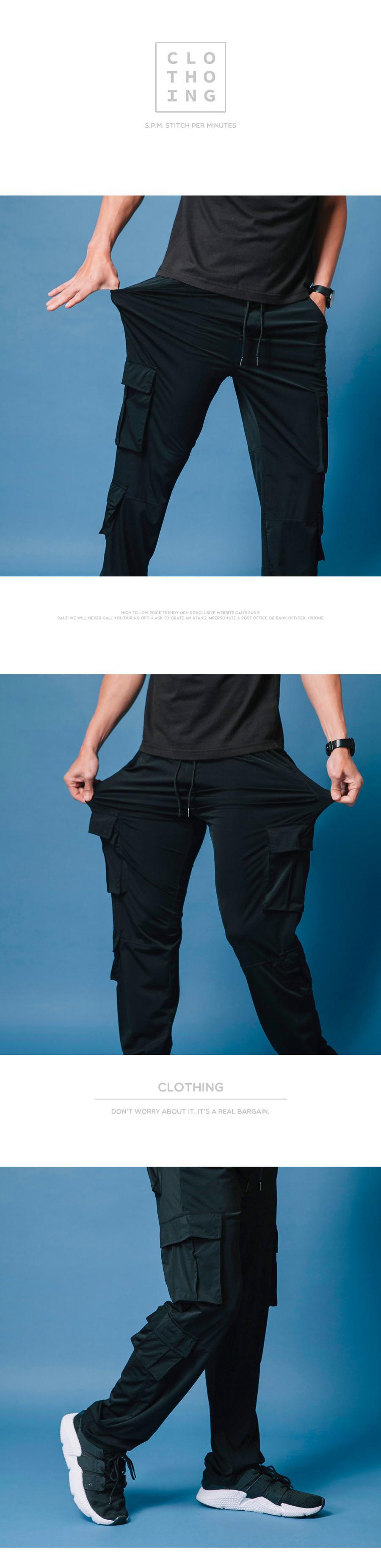 急凍褲.冰絲涼感工作褲.最高彈力等級