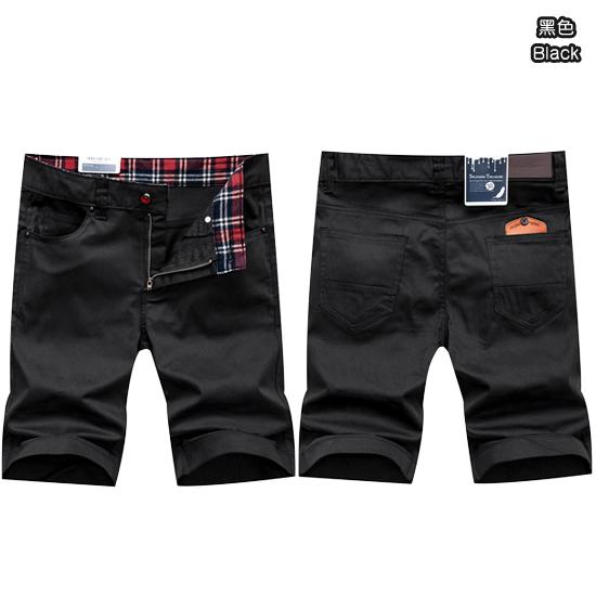 本季最新韓版輸入‧合身時尚窄管短褲,,,03070109,本季最新韓版輸入‧合身時尚窄管短褲,