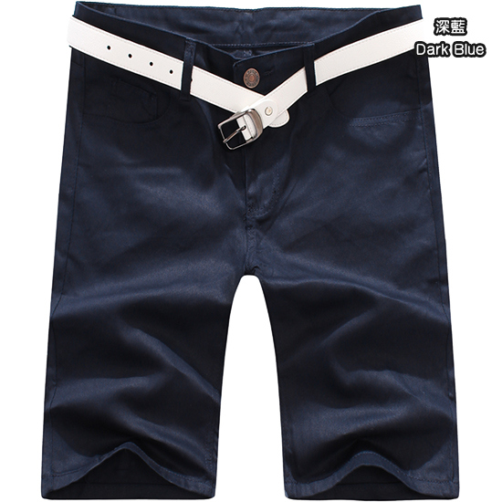 翻玩整個夏季系列.多彩皮標休閒短褲,,,03070294,翻玩整個夏季系列.多彩皮標休閒短褲,