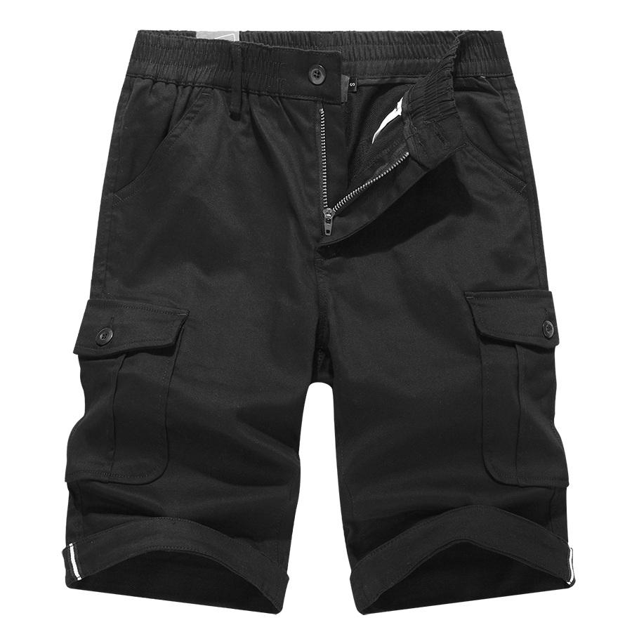 時尚簡約單品.反摺素面織帶短褲,,,03070612,時尚簡約單品.反摺素面織帶短褲,