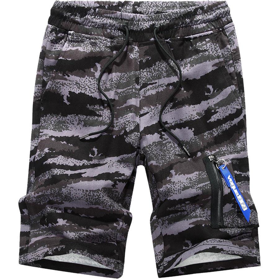 街頭軍式風格.MA1設計迷彩抽繩短褲,,,03070621,街頭軍式風格.MA1設計迷彩抽繩短褲,