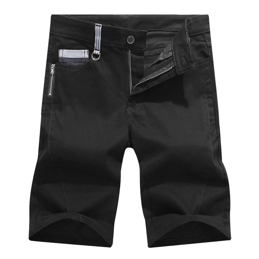 時尚型男單品.拼接設計時尚短褲,,,03070630,時尚型男單品.拼接設計時尚短褲,