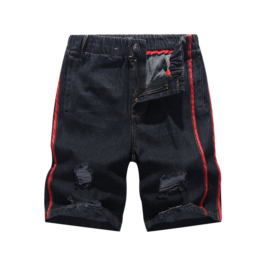70s Revival單品.刷破牛仔短褲,,,03070641,70s Revival單品.刷破牛仔短褲,