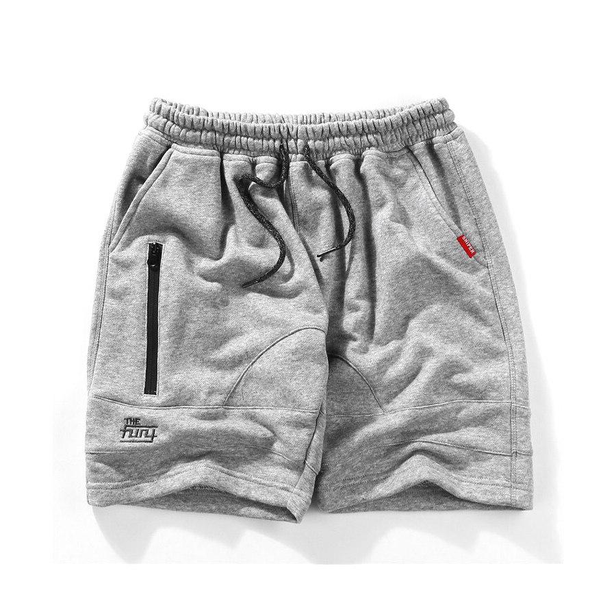 簡約單品.電繡THE FUN.抽繩棉短褲,,,03070659,簡約單品.電繡THE FUN.抽繩棉短褲,