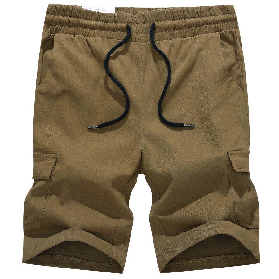 有型好看單品.多色大口袋彈力短褲,,,03070724,有型好看單品.多色大口袋彈力短褲,
