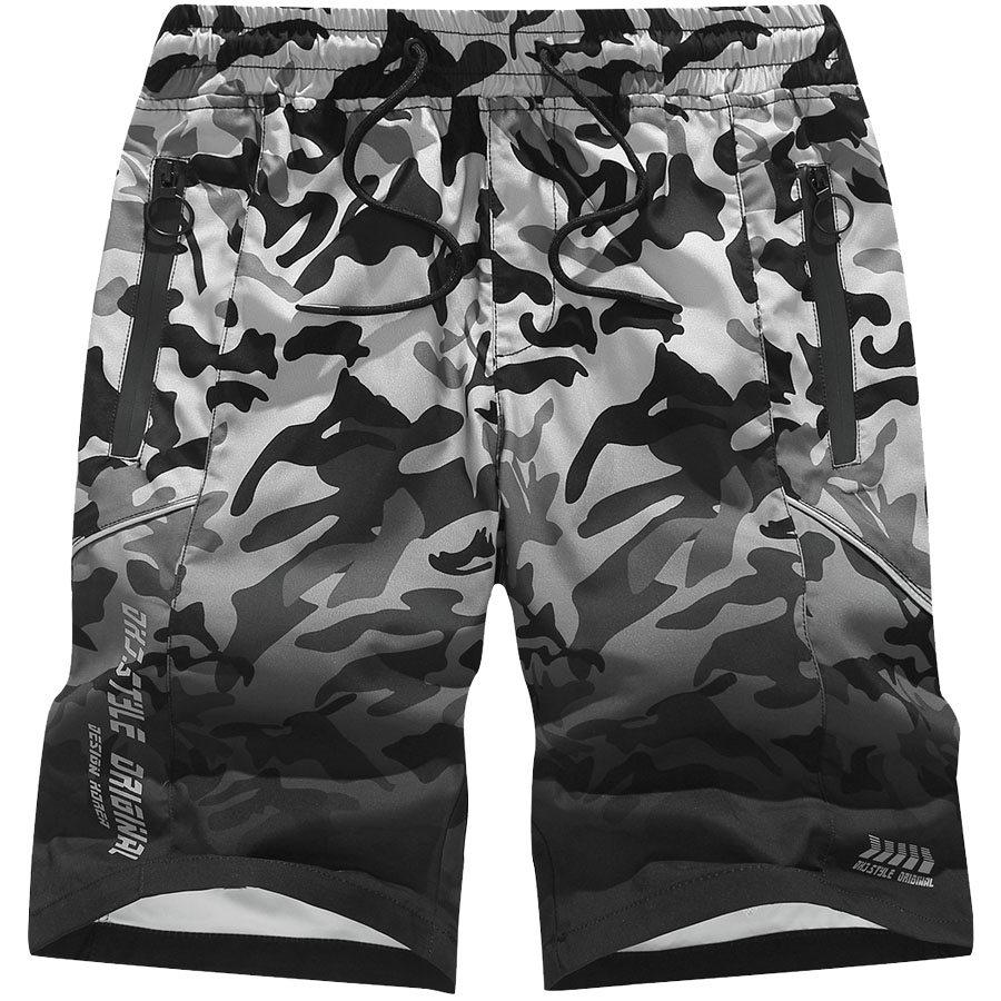 軍事風格單品.防潑水迷彩漸層短褲,,,03070781,軍事風格單品.防潑水迷彩漸層短褲,