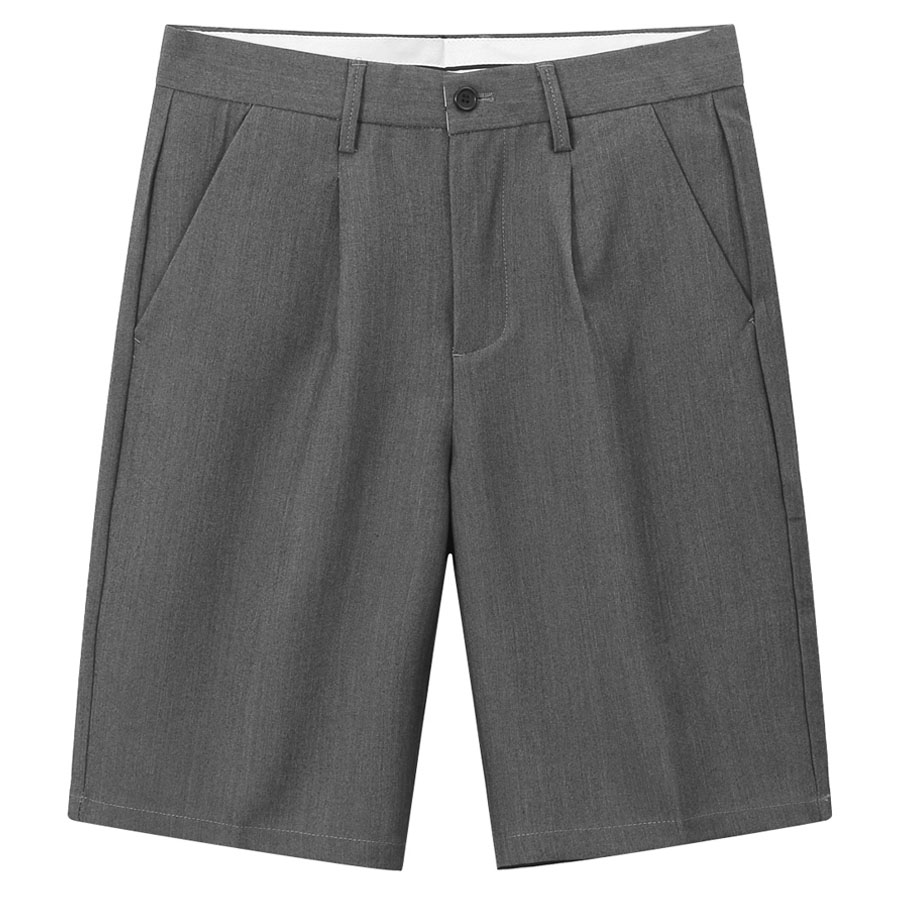 休閒感五分西裝短褲,,,03070895,休閒感五分西裝短褲,