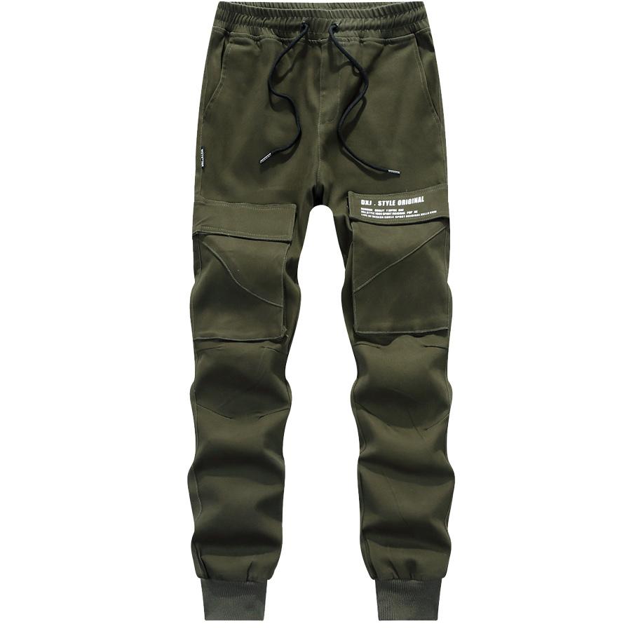 超有型工作褲.魔鬼氈封口設計縮口褲,,,03090098,超有型工作褲.魔鬼氈封口設計縮口褲,