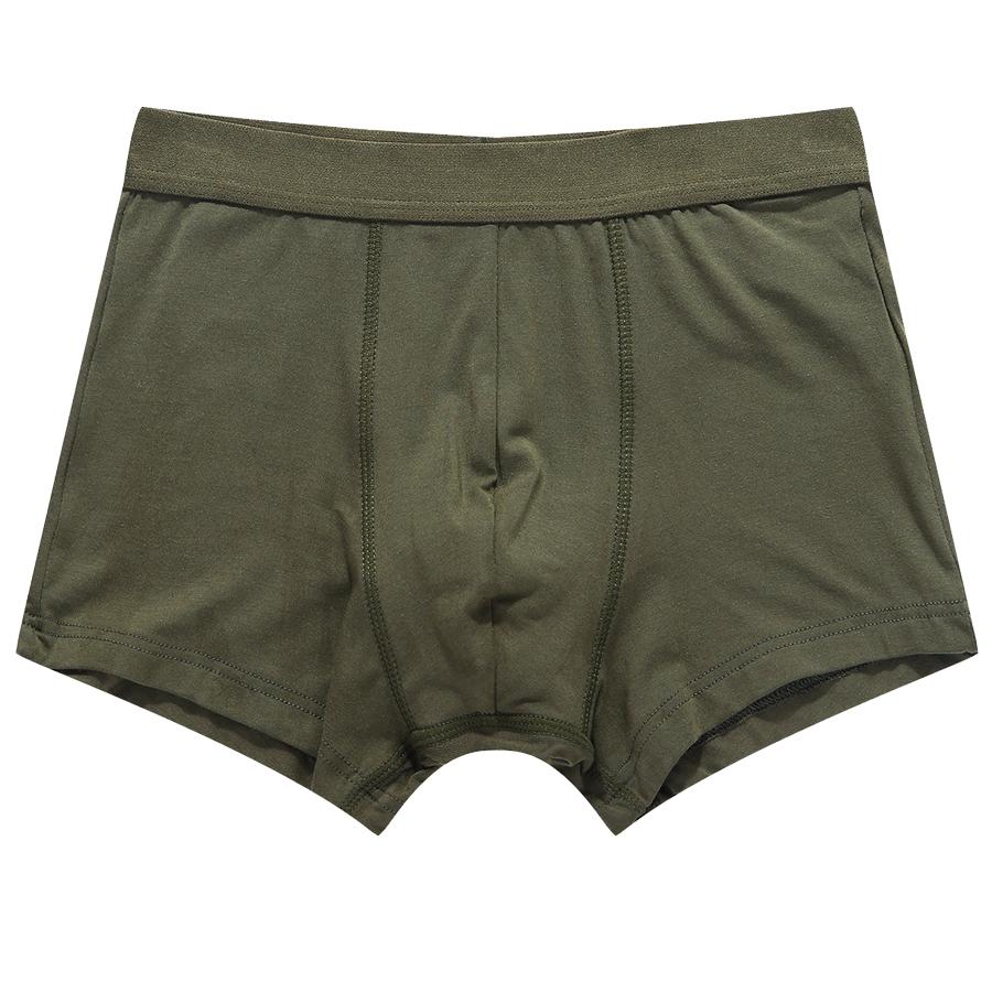 素色高彈力舒適棉四角褲,,,03100003,素色高彈力舒適棉四角褲,