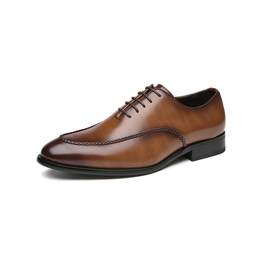 優雅格調.編織滾邊商務休閒皮鞋,,,05020099,優雅格調.編織滾邊商務休閒皮鞋,