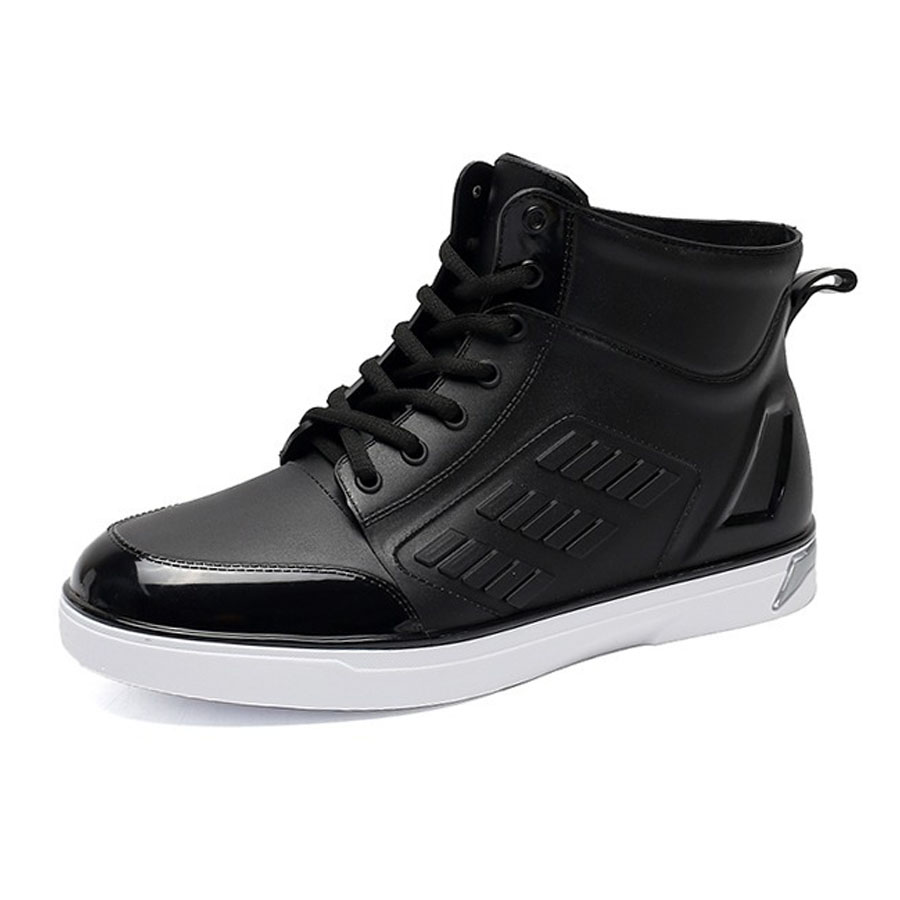 夠潮夠時尚.一體成型.鞋根撞色雨靴,,,05080023,夠潮夠時尚.一體成型.鞋根撞色雨靴,