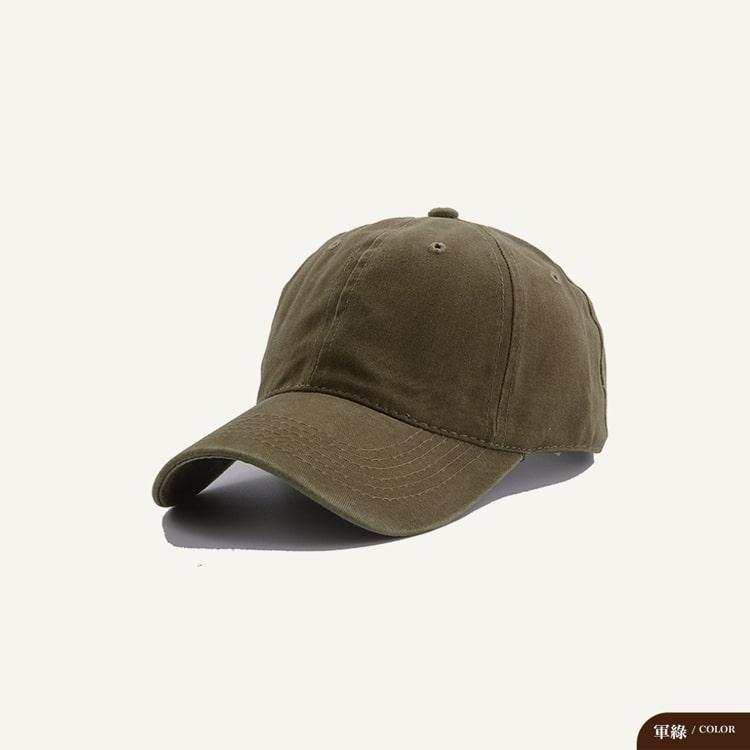 水洗棉仿舊多色短簷鴨舌帽,,,G7050001,水洗棉仿舊多色短簷鴨舌帽,