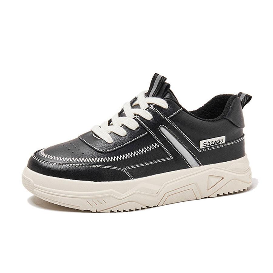 簡約牛皮純色綁帶厚底板鞋,,,K6020010,簡約牛皮純色綁帶厚底板鞋,