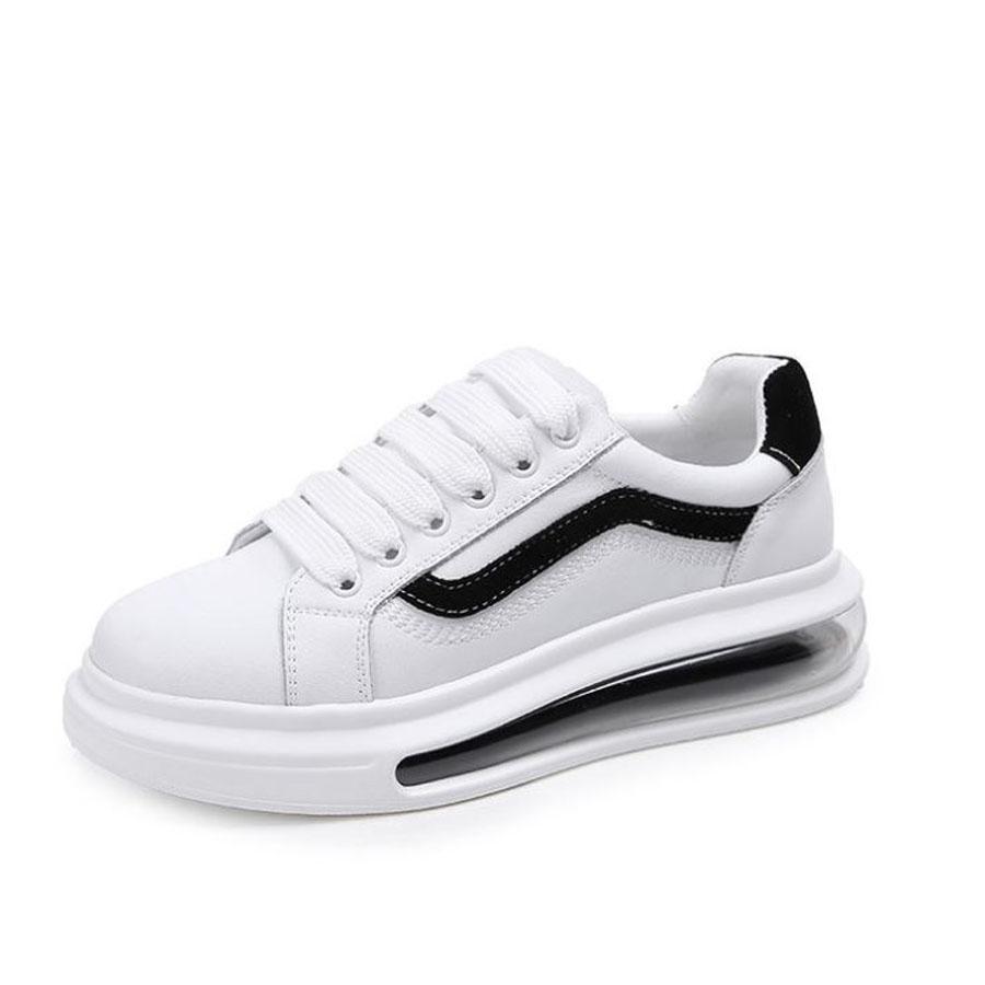 百搭皮革氣墊小白鞋.3色,,,K6020041,百搭皮革氣墊小白鞋.3色,