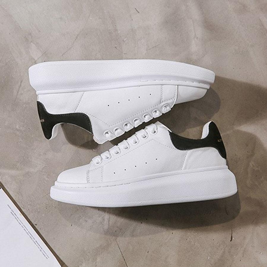 經典百搭真皮拚色小白鞋.4色,,,K6020114,經典百搭真皮拚色小白鞋.4色,