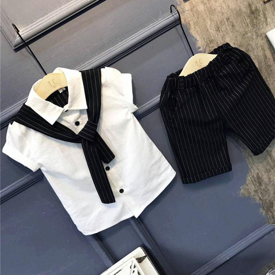 套裝.小小紳士學院風直條紋兩件組.童裝,,,Y1040077,套裝.小小紳士學院風直條紋兩件組.童裝,