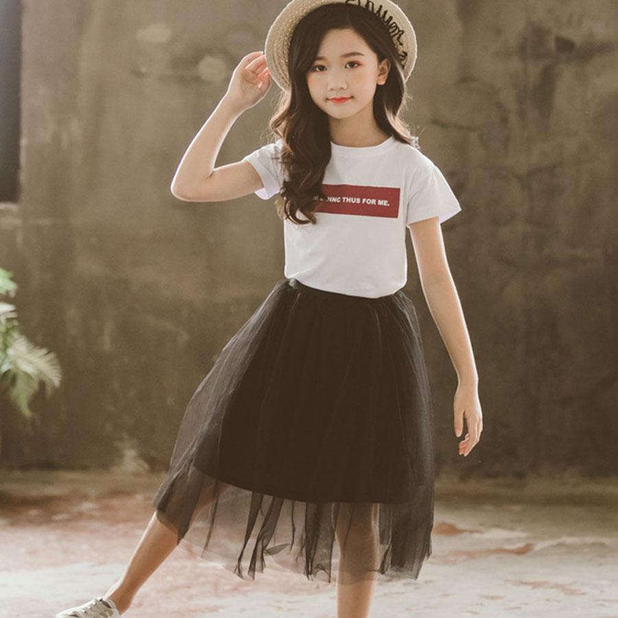 套裝.女童美版上衣紗裙兩件組.童裝,,,Y1040252,套裝.女童美版上衣紗裙兩件組.童裝,