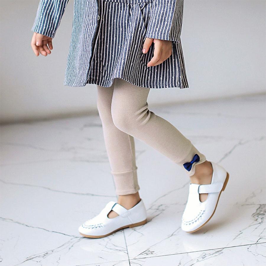 兒童外穿蝴蝶結打底褲.童裝