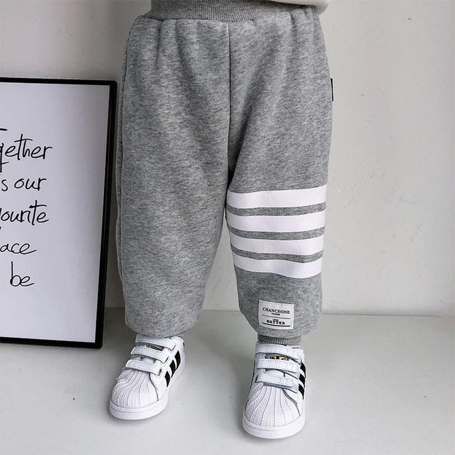 兒童加厚加絨橫條紋束口棉褲.童裝,,,Y2010106,兒童加厚加絨橫條紋束口棉褲.童裝,