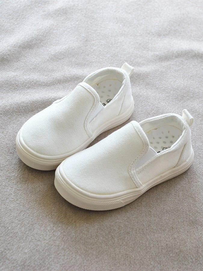 童鞋.兒童低筒懶人帆布鞋.童裝